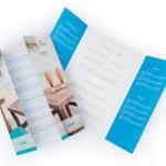 B3 formaat menukaart