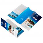 3 luik folder
