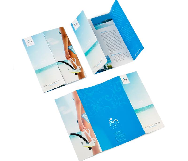 3 luik folders